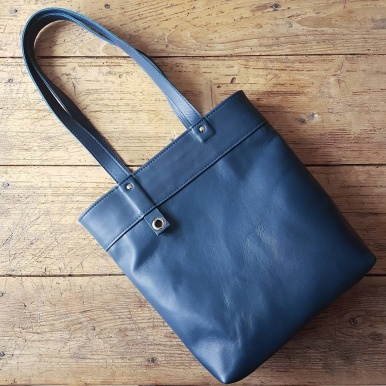 blue-leather-bag